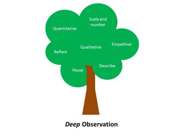 Deep Observation